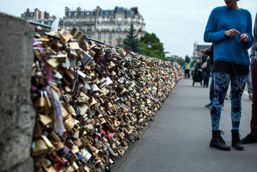 Pariz most lasky