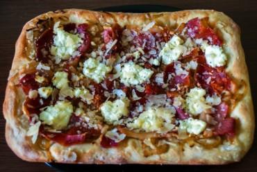 pizz prosciutto