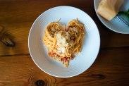 spagety s tunakem a tymianem