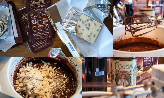 Brownies priprava